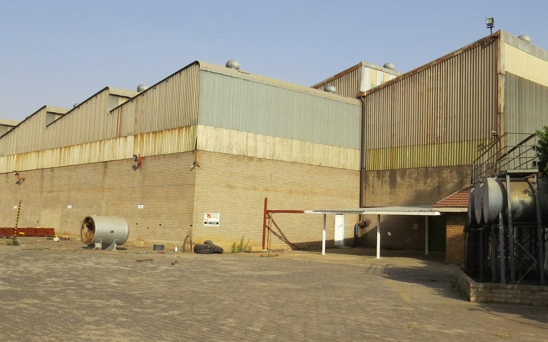 Industrial Property on Auction