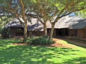 Award-Winning Game Lodge on auction