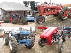 Up for grabs… auto accessories, parts, mining equipment and more!