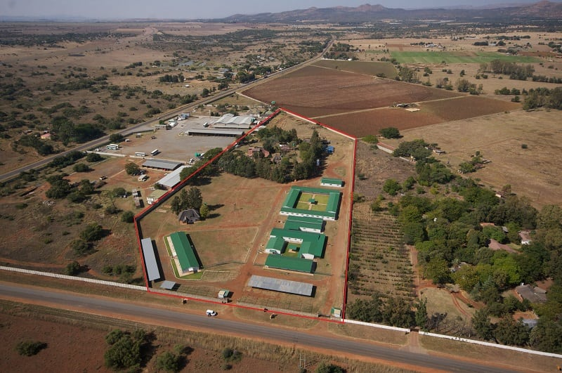 Training centre in Kroonvaal, Rustenburg under the hammer!