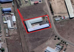 30 5TH AVENUE,NIGEL,Gauteng,Industrial Properties,5TH AVENUE ,1077